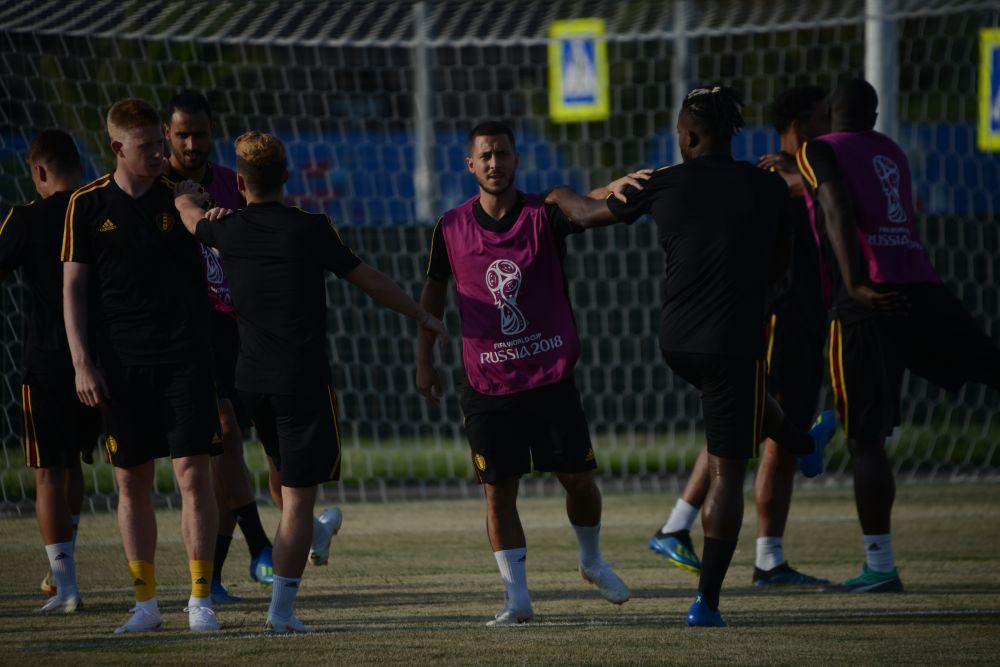 Команда строилась последние шесть лет, громко заявив о себе на бразильском ЧМ и неплохо выступив на Евро-2016 во Франции.