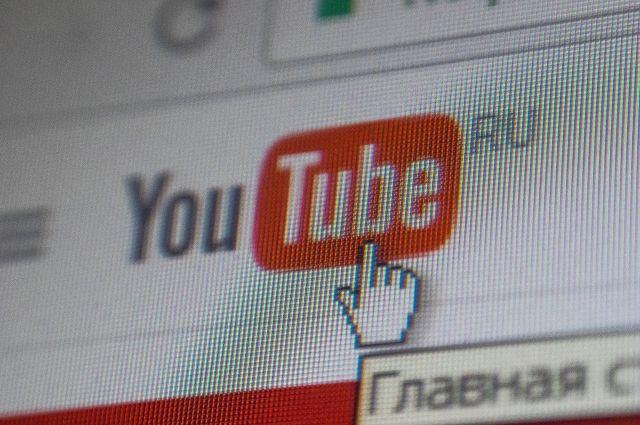 Вработе YouTube повсей планете произошел сбой