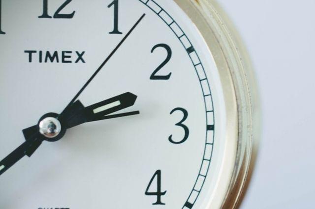 Часы остановились после 80-летней работы