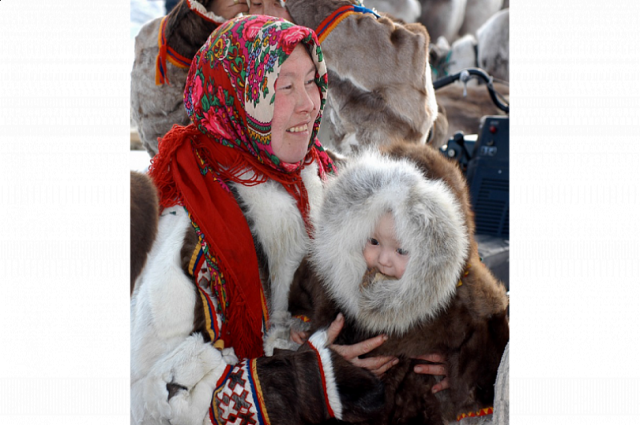 Маленький народ соберется в Муравленко на праздник