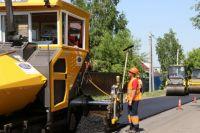 51% работ по ремонту городских автомагистралей выполнен.