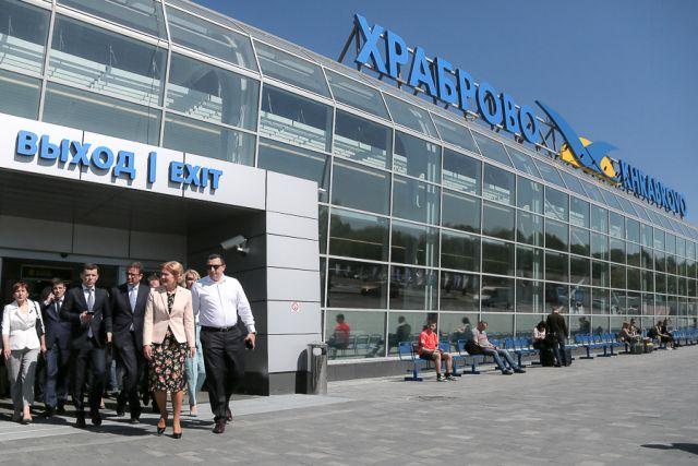 В Калининраде экстренно сел летевший в Германию самолет.
