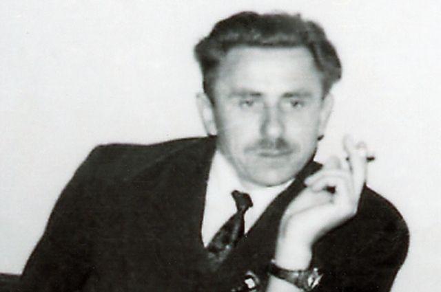 Василий Петрович Андреев.
