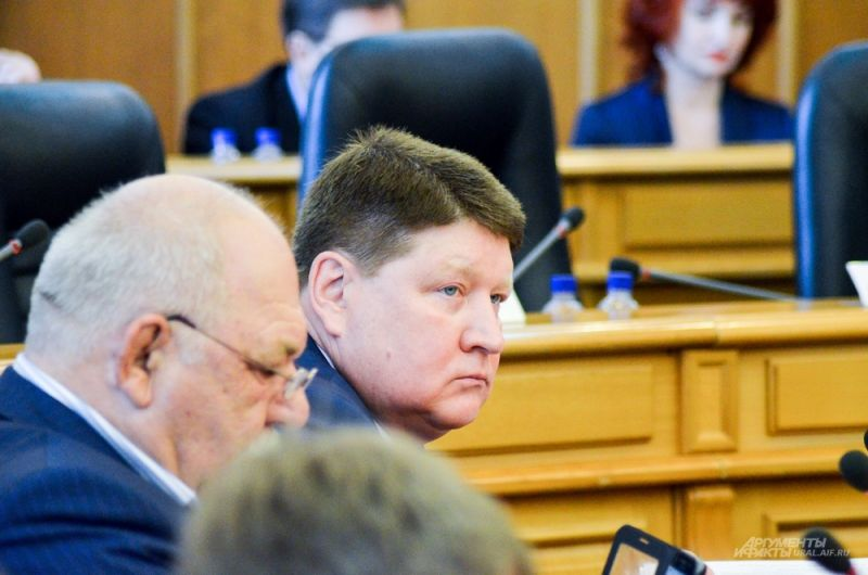 Заместитель председателя Комиссии по городскому хозяйству, градостроительству и землепользованию, а также член Комиссии по бюджету и экономической политике Игорь Плаксин.
