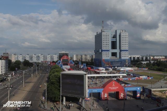 На фестивале болельщиков в Калининграде выступит группа Trubetskoy.