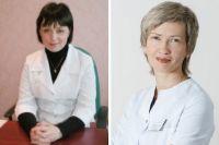 Алла Филимонова и Ирина Андреева