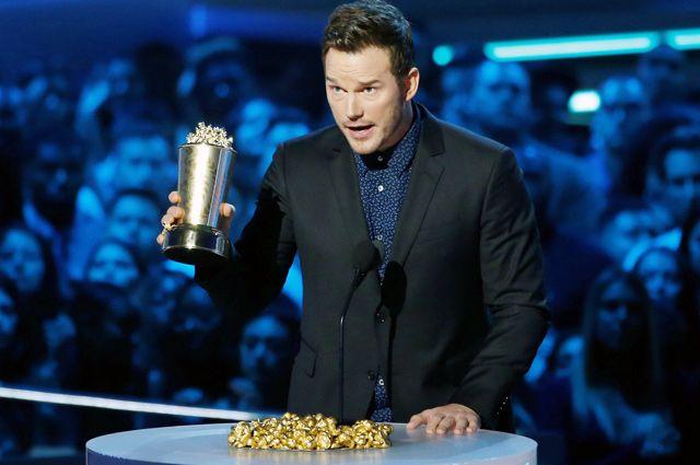 «Признание поколения» аудитории MTV Movie & TV Awards завоевал актер Крис Прэтт.