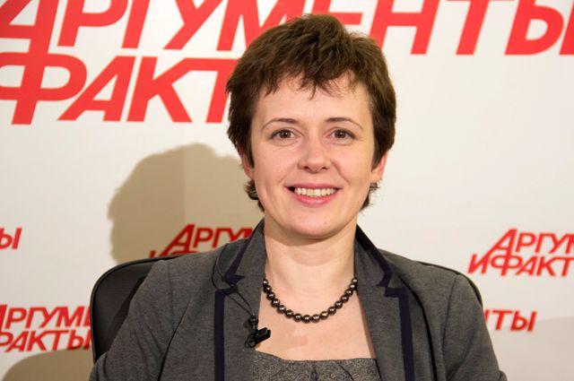 Оксана Синявская.