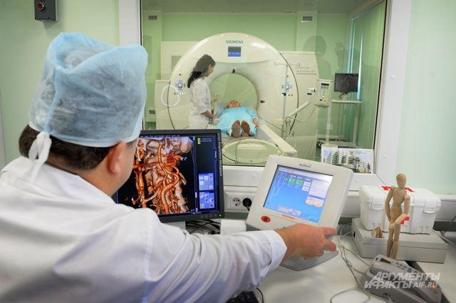 В Тюмени из-за жалобы шесть врачей прошли проверку на трезвость