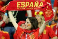 Болельщики Испании ждут от своей команды только побед.