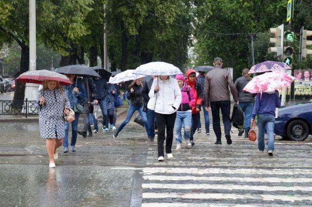 Ожидается, что в республике возможны дожди, грозы, усиления ветра.