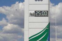 За две недели цена на автомобильный газ выросла на 20%.