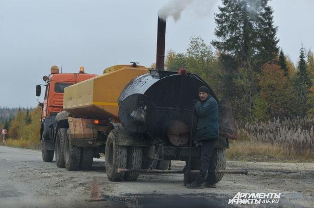 В последние годы в крае выросло количество средств, выделяемых на муниципальные дороги.