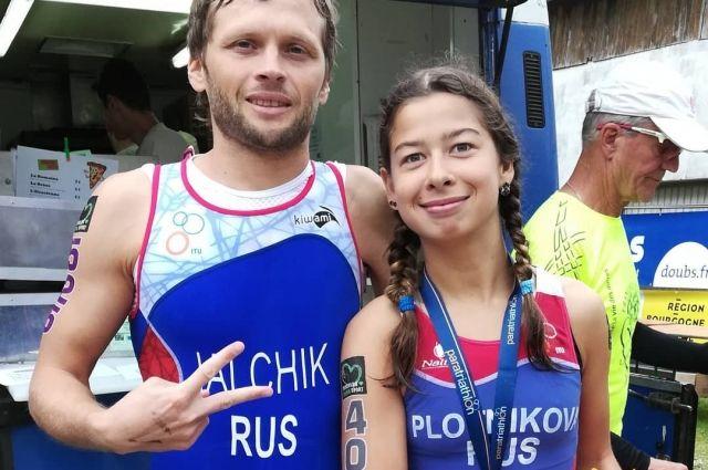 Спортсмены из Тюменской области заняли призовые места на паралимпиаде