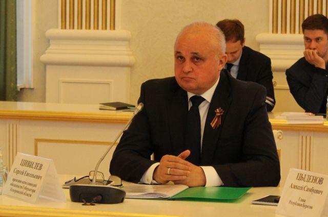 Врио губернатора занял свой пост 1 апреля.
