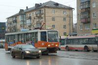 Трамвай под номером 13 славится Новосибирске происшествиями.