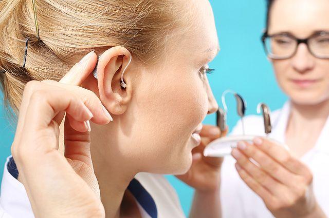 Порядка 10% всего населения России испытывают проблемы со слухом.