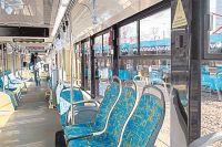 Трамвай «Витязь-М» выпускается в Твери, помимо Москвы используется в Краснодаре и Санкт-Петербурге.