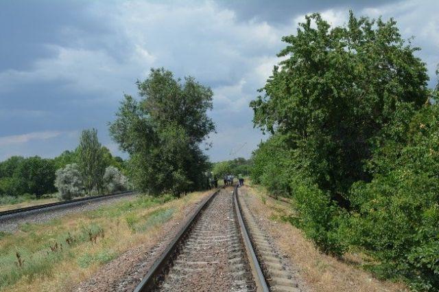 В Николаеве самоубийца бросился под тепловоз: локомотив отрезал ему голову