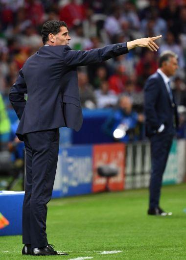 Новый главный тренер сборной Испании Фердинандо Йерро.