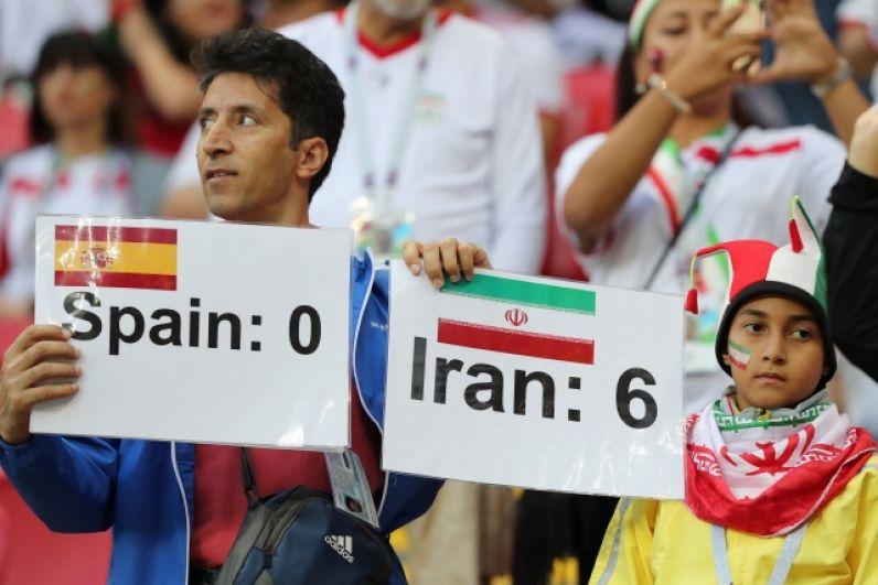 К сожалению для иранцев, такой счёт остался лишь фантазией болельщиков.