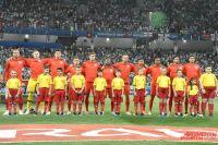 Матч Тунис-Англия в Волгограде.