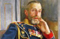 Великий князь Константин Константинович, портрет кисти Осипа Браза.