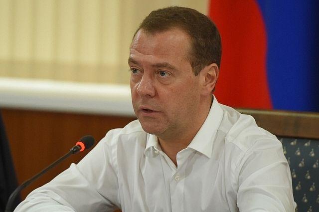 Медведев обсудил с руководством ГД изменения пенсионного законодательства