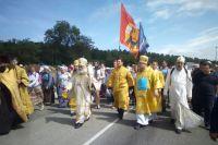 Всероссийский крестный ход в Коробейниково