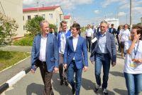 Дмитрий Артюхов принял участие в работе окружного форума «УТРО-2018»