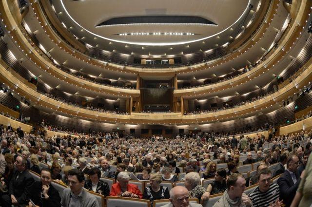 ВМариинском театре вПетербурге пройдет премьера оперы «Царская невеста»