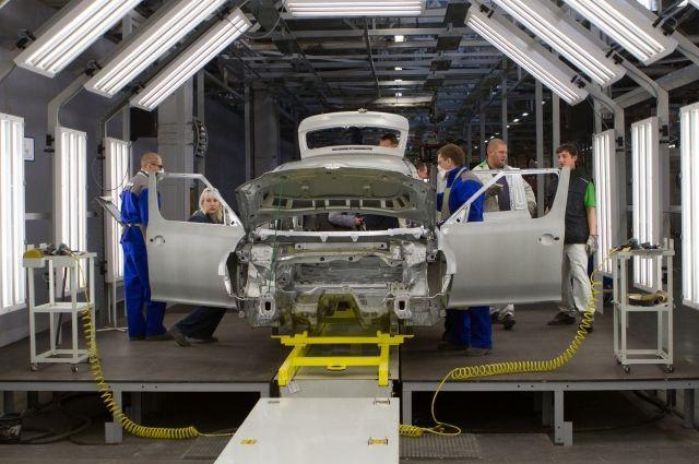 Среди легковых автомобилей в 2017 г. напервом месте попродажам была сделанная вРоссии Skoda.