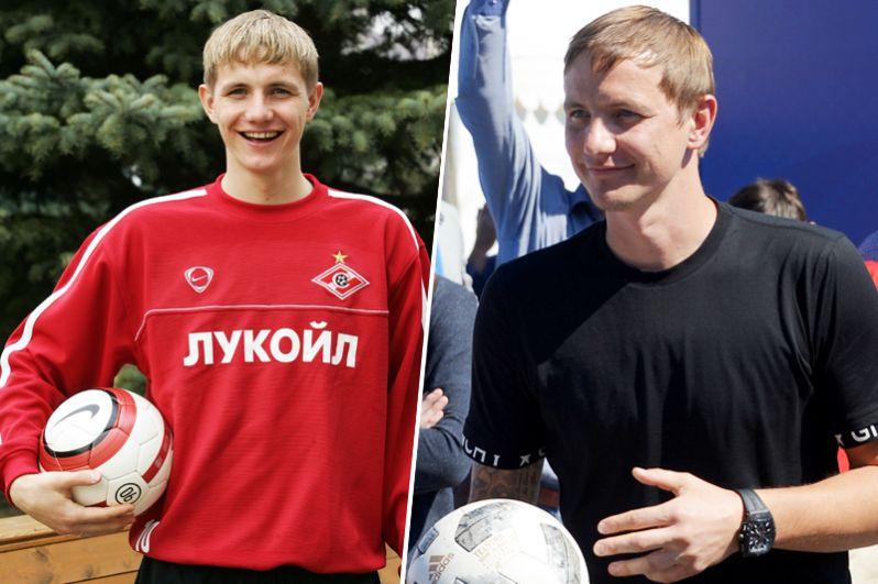 Роман Павлюченко, нападающий. В прошлом сезоне выступал за клуб ПФЛ «Арарат» (Москва), но контракт был расторгнут. Об окончании карьеры официально не объявлял.