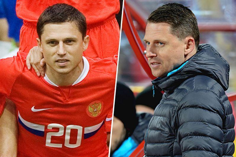 Игорь Семшов, полузащитник. В прошлом сезоне был ассистентом главного тренера тульского «Арсенала».