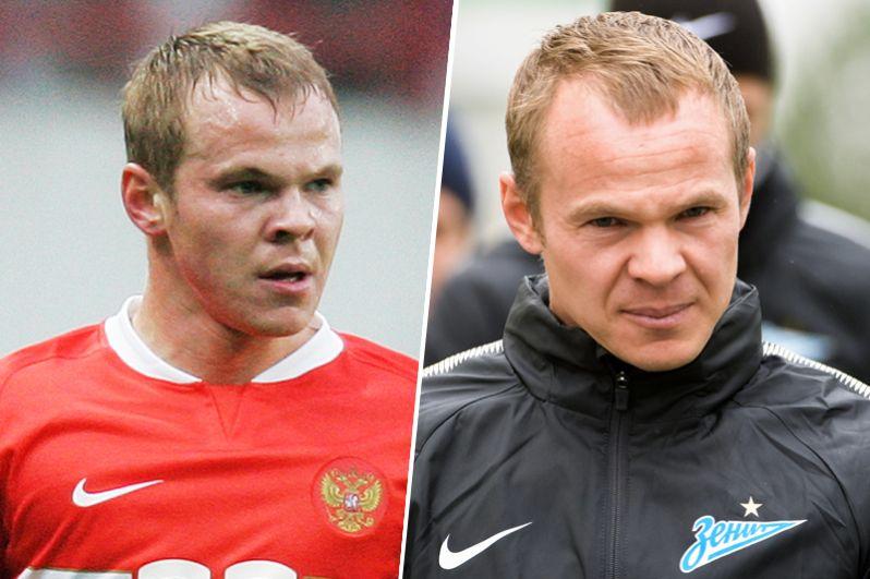 Александр Анюков, защитник. В начале года продлил контракт с «Зенитом» и будет исполнять функции играющего тренера в «Зените»-2.