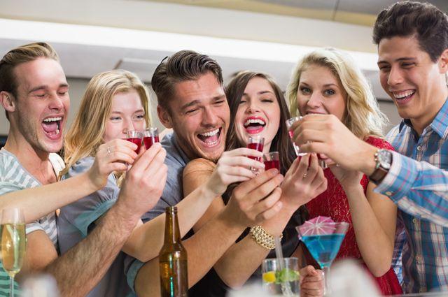 Тест: Умеете ли вы пить? - Real estate