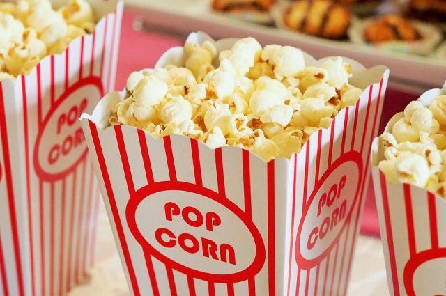 Попкорн – неприменный атрибут современных кинотеатров.