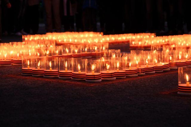 22 июня Майкоп присоединится к всероссийской акции «Свеча памяти»