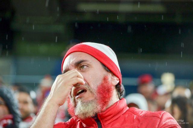 Перуанские болельщики плакали от горя