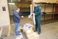 Тюменская таможня конфисковала партию одежды без документов