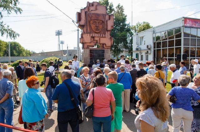 Обновлённый мемориал, посвящённый павшим на фронтах Великой Отечественной войны заводчанам, открыли 22 июня.