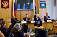 Александр Моор встретился с депутатами Тюменской областной Думы