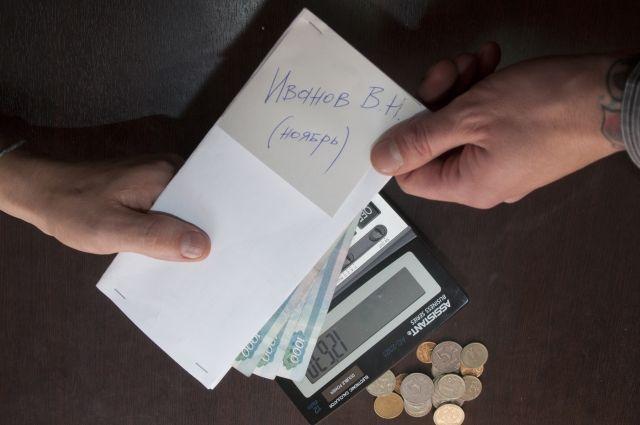 Зарплата «в конверте» - нарушение закона и прав работника.