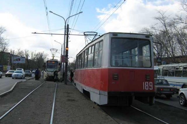 Схему движения поменяют четыре трамвайных маршрута.