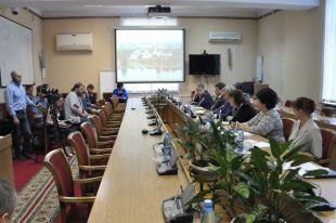 Круглый стол «Особенности проведения Пробной переписи населения 2018 года в Великом Новгороде».