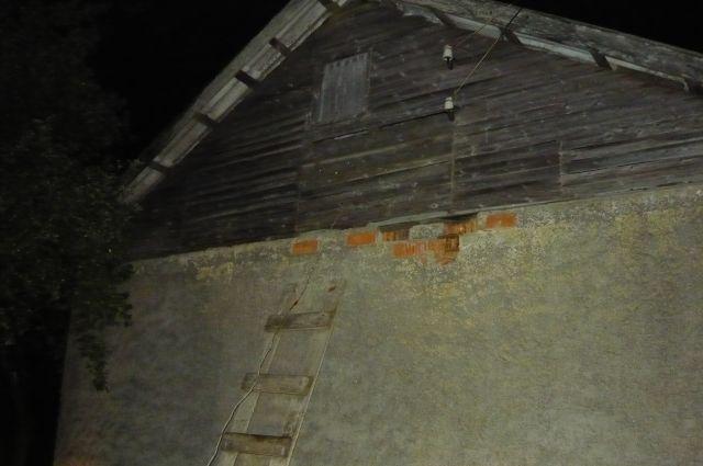 В Черняховске погиб мужчина, пытавшийся подключить дом к электричеству.