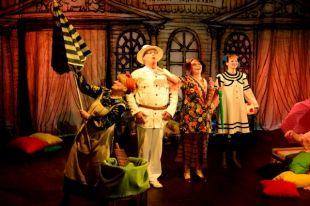 Лучшим спектаклем фестиваля стала реальная сказка «Майя & К»