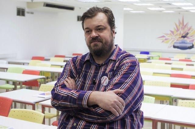 Василий Уткин.