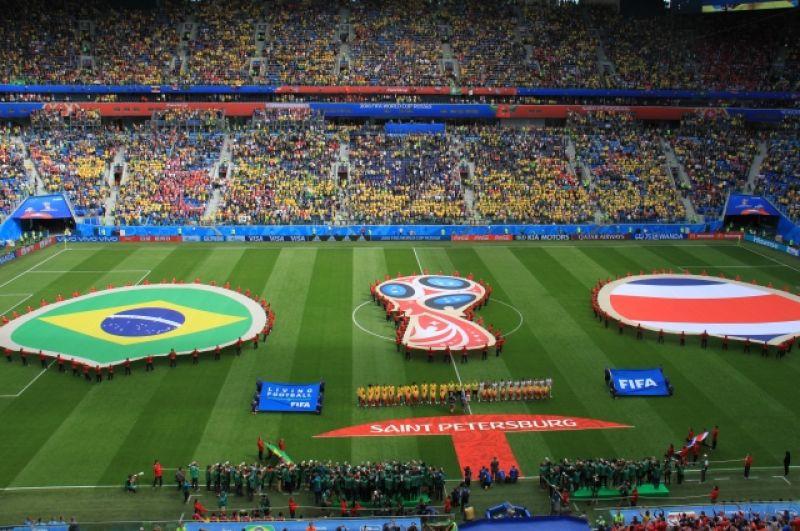 Матч начался в 15.00.