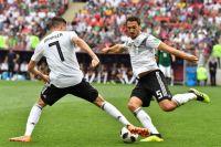 Игроки сборной Германии.
